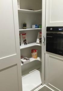 шкаф купе для кухни под заказ в Белой Церкви