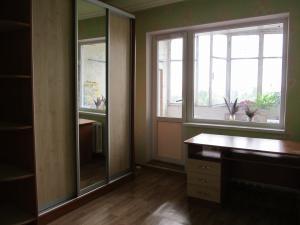 зеркальный шкаф купе на заказ в спальню в Белой Церкви